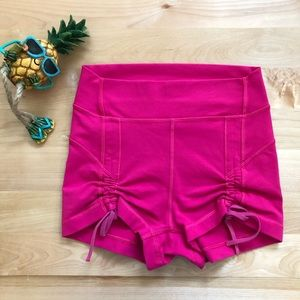 Lululemon Athletica Liberty Short Jewelled Magenta